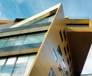 Aluminium Composite Panels for Construction Materials