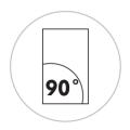 90 Degree Bendable